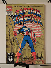 Captain America #383 (Mar 1991, Marvel)