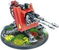Warhammer 40K Space Marines Blood Angels Primaris Firestrike Servo-turret