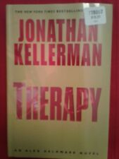 THERAPY * Jonathan Kellerman * First Edition * 2004 * Hardcover