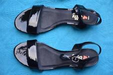 Buckle Leather Women's 10 US Shoe