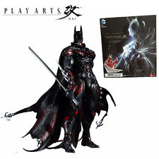DC COMICS PLAY ARTS KAI NO 1 BATMAN ACTION FIGURES LIMITED COLOR VERSION KO TOY