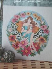 'Flower Fairy' Lesley Teare cross stitch chart