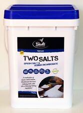 Epsom Salt & Bicarb of Soda combined - Two Salts 11kg bulk bucket