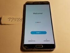 Samsung Galaxy Note 5 SM-N920P - 32GB - Black Sapphire (Sprint) (9959A)