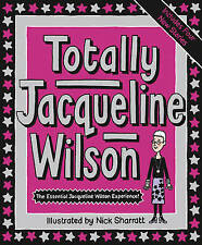 Totally Jacqueline Wilson by Jacqueline Wilson, Good Book (Hardcover) Fast & FRE