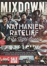 Mixdown Magazine Issue 260 Nathaniel Ratecliff Zakk Wylde Frenzal Rhomb
