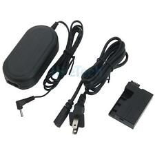 ACK-E8 AC Power Adapter + DR-E8 Coupler For Canon EOS 600D Rebel T3i Camera