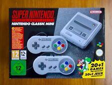 SNES Classic Mini: Super Nintendo Entertainment System Console/Konsole BRAND NEW