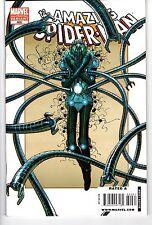 Amazing Spider-Man # 600 Vf/Nm 2009 2Nd Print Romita Jr Cover Slott Madame Web