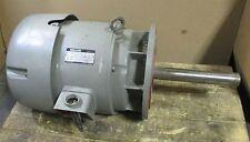 Reuland Type COTO 0075E-1BAN-0070 3 Ph 7.5 HP Motor 1200 RPM, 284UDZ, 460 V Used