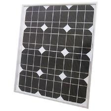 30.5 x 26.4 x 1.4 Inch 12 Volt - 80 Watt Monocrystalline Solar Panel for Boats