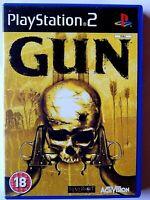Gun (Sony PlayStation 2, 2005, PAL) PS2
