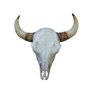 Décoration de Table Déco tomberons Taureau Crâne métal déco skull crâne taureau taureau