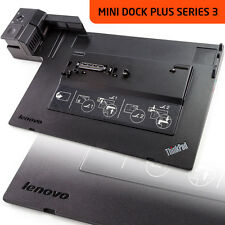 Lenovo ThinkPad Mini Dock Plus Docking Station T520 T530 T400s T410s T420s T430s