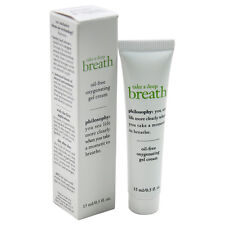 Take a Deep Breath Oil-Free Oxygenating Gel Cream by Philosophy 0.5 oz