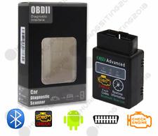 ELM327 HH Advanced Bluetooth V2.1 ODB2 OBDII Car Auto Diagnostic Scanner Tool