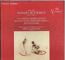 Puccini: Madama Butterfly / Leinsdorf, Moffo, Valletti - LP Rca Sealed