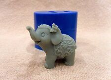 """""""Little elephant"""" silicone mold for soap and candles making mould molds"""