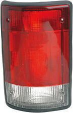 Left Tail Light Assembly Fits 95-03 Ford E-Series Van - Excursion # F5UZ16405A