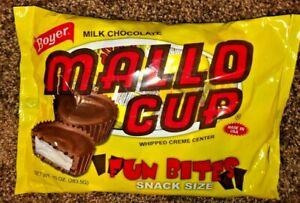 Boyer Milk Chocolate Mallo Cup Snack Size