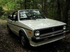 1982 Volkswagen Rabbit Fuel Injected