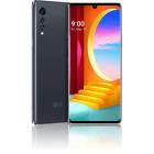 New Lg Velvet 4g & 5g Lmg900um1 128gb Aurora Gray (at&t+ Gsm Unlocked) Phone