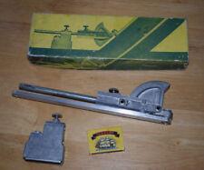 Curv-O-Mark #9 14778 Fitter Welder Protractor Magnetic Base Welding Pipe Fitter