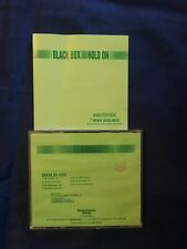BLACKBOX - HOLD ON   - 7 TRACKS  CD