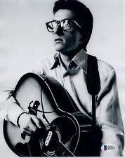 Elvis Costello Signed Autographed 8x10 Photo Beckett BAS COA
