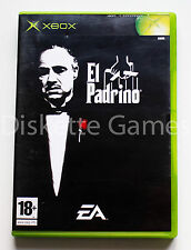 EL PADRINO - XBOX - PAL ESPAÑA - THE GODFATHER - RARO
