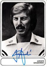 Jürgen Grabowski Eintracht Frankfurt DFB Deutschland Weltmeister 1974