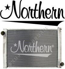 "Northern 209637 Ultra Light Low Profile GM Chevy Aluminum Radiator 16"" T x 24"" W"
