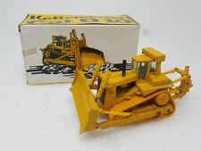 Conrad 2850 Caterpillar Bulldozer CAT D10 Made in West Germany Diecast 1/50