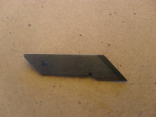 Top Angle Knife Tungsten for Juki Industrial Over Lock Part No 118-45906