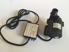 High Pressure Pumps 1200LPH 15M High Lift, 5-24V DC Submersible Small Water Pump