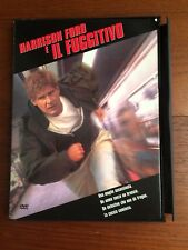 DVD ORIGINALE IL FUGGITIVO Ed. 1993 - Snapper - FUORI CATALOGO