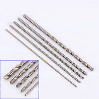 FT- 2-5mm Extra Long HSS Twist Straigth Shank Auger Drill Bit Power Tools Reliab