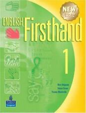 English Firsthand 1 with Audio CD: New Gold Edition 2nd Edition