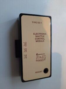 GAUGEMASTER TYP SS-1 ELECTRONIC SHUTTLE CONTROL MODULE