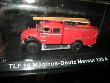 1:72 Ixo TLF 16 Magirus-Deutz Mercur 125 A Feuerwehr VP