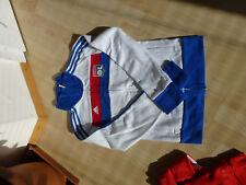 Adidas Jacke - Adi-Firebird- Olympique Lyon  - Gr. S