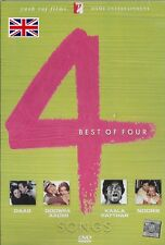 BEST OF FOUR (Darr,DDLG,DTPH,MOHABATEIN-NEW ORIGINALBOLLYWOODMUSICDVD-FREEUKPOST