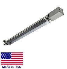 New listing Straight Tube Heater Commercial - Infrared - Lp Propane - 30 Ft - 50,000 Btu