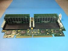 COMPAQ 168064-001 010421-000 MEMORY BOARD WITH 8 MT18LSDT1672G-10EC2SG 128MB RAM