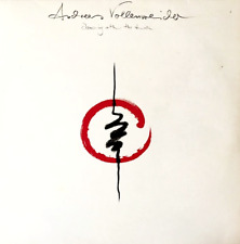 ANDREAS VOLLENWEIDER - Dancing With The Lion (LP) (EX/VG-)