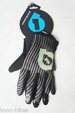 SIXSIXONE Comp hébété doigt entier Gants gr.s Noir NEUF #K86