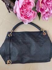 Louis Vuitton Artsy empreint bag