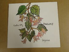 CD / BEGONIAS - CAITLIN CARY - THAD COCKRELL