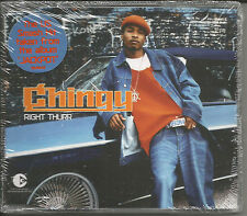 CHINGY w/ TRINA Right Thurr CLEAN & REMIX & RADIO TRX CD single SEALED USA Seler