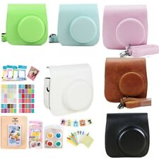 10 in 1 Camera Case Cover Carry Bag Kits Album For Fujifilm Instax Mini 11 Film